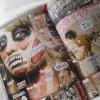 ゾンビ? ギャル系ファッション雑誌『小悪魔ageha』の進撃の巨人メイク(笑)