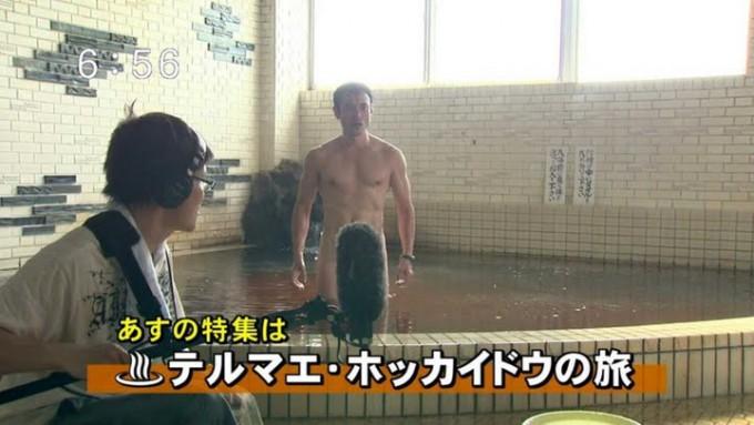 【面白画像】ナイスフォロー! 露天風呂でおじさんが立ち上がった瞬間、音声さんのナイスアシスト(笑)hhh_0002