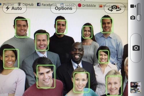 面白画像 差別! iPhoneカメラの顔認識精度が人種差別だと話題に(笑)netsns_0006