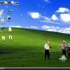 いじめ! パソコンのデスクトップ大草原で行われているInternet Explorerへの集団リンチ(笑)