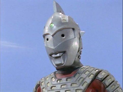 面白画像 ウルトラセブン、変身した後に大切な物を忘れる(笑)chara_0007