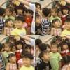 目つぶし! NHK教育番組『おかあさんといっしょ』で、はいだしょうこに訪れたハプニング(笑)
