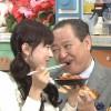 近い! 『めざましテレビ』の大塚範一アナウンサーが怖すぎます(笑)
