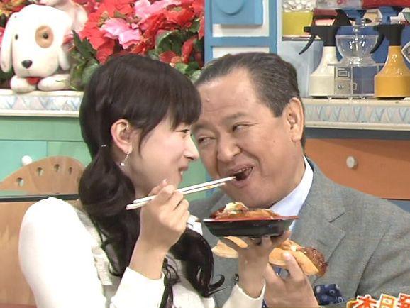 面白画像 『めざましテレビ』の大塚範一アナウンサーが怖すぎます(笑)tvmovie_0032