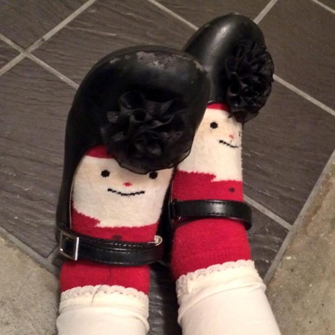 面白画像 ツッパリ! カワイイ靴とカワイイ靴下を組み合わせたら不良に(笑)beauty_0030