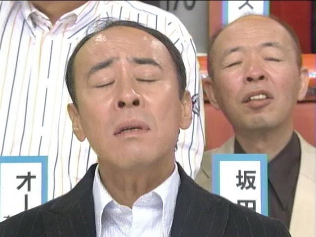【テレビおもしろ画像】ハァーン! モト冬樹とアホの坂田が表情だけじゃなく顔までソックリ(笑)
