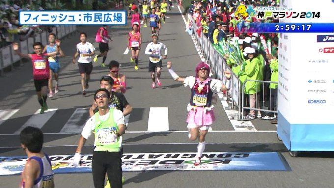 面白画像 『第26回宮古サーモン・ハーフマラソン』で『スマイルプリキュア!』のキュアサニーが優勝(笑)otacos_0025_04
