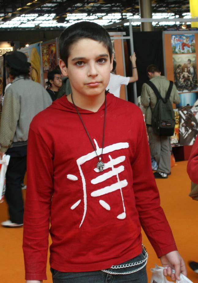 面白画像 外国人の子どもが着ていたTシャツに書かれていた漢字(笑)otacos_0031