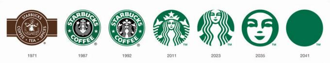 スターバックスのロゴ