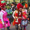 勇気! 「私たちだって川崎ハロウィンに出る!」ということで川崎ハロウィン2013に出場したおばさま方(笑)