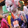 猫?それとも人間? 化け猫のような仮装がカワサキハロウィン2011パレードを闊歩(笑)