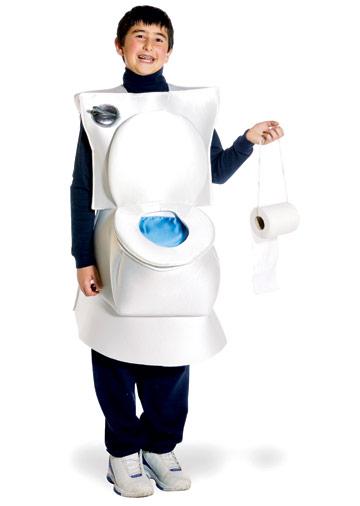【ハロウィンおもしろ仮装画像】これだけは避けたいハロウィン仮装! トイレ(トイレットペーパー付)(笑)helloween_0087