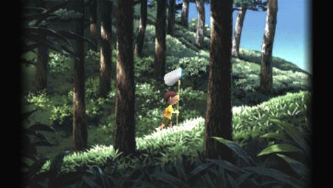 お正月おもしろ画像 ぼくのなつやすみポータブル ムシムシ博士とてっぺん山の秘密!! PSP® the Bestnewyear_0007_03