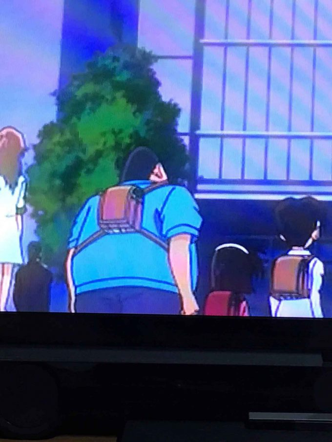 違和感! 少年探偵団メンバー小嶋元太の体格とランドセルのサイズ(笑)conan_0007