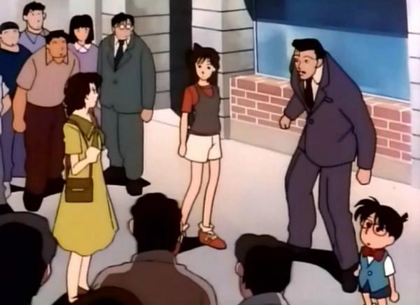 【名探偵コナンおもしろ画像】作画崩壊? 昔のコナンくんの作画がひどすぎます(笑)conan_0025
