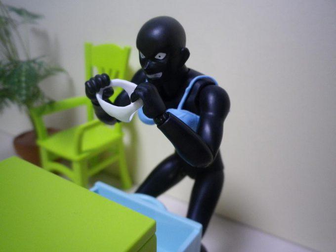 自由度高い! コナンの犯人フィギュアで遊ぶ人たち(笑)conan_0056_04