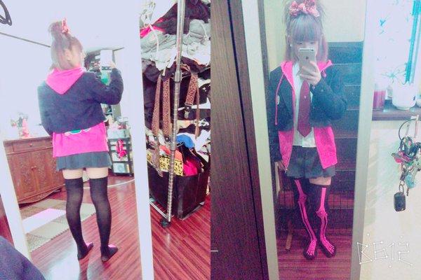 中学生? いまどきの女子中学生の入学式ファッション(笑)kids_0083_03