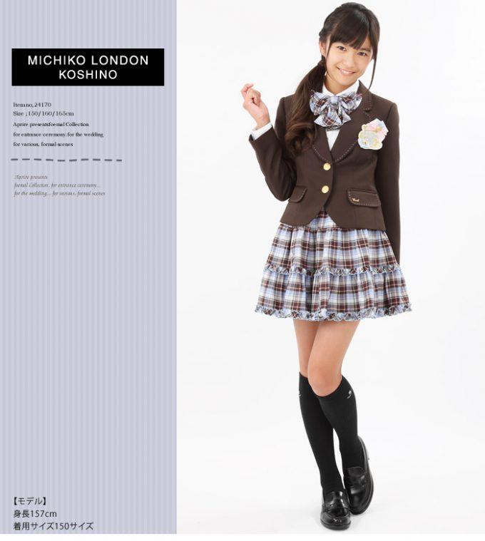 アイドル? いまどき女子小学生の卒業式に着る服が完全にAKB(笑)kids_0110_07