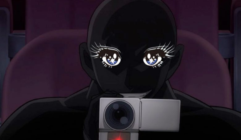 【名探偵コナンおもしろ画像】コナンの犯人の目を変えるとおもしろいことに(笑)