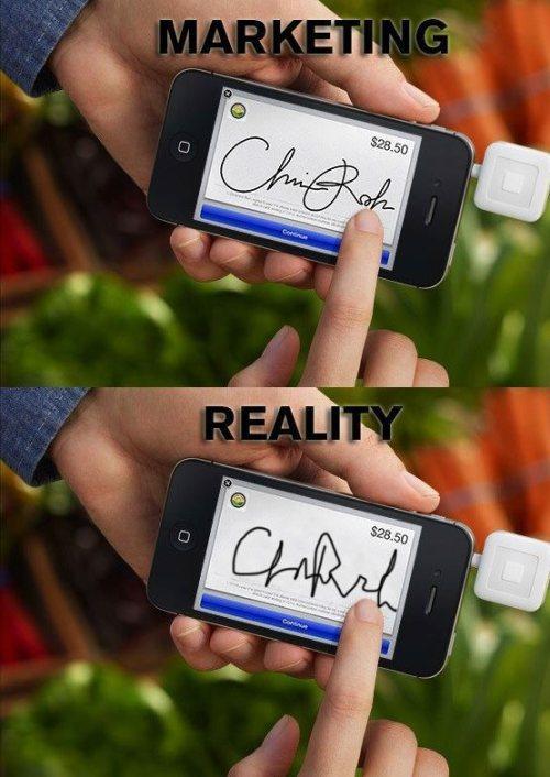 難しい! スマホでカード決済行う時の署名の理想と現実(笑)adsign_0092