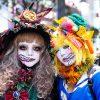 意味不明・・だけどなんだか芸術的に見えるゴスロリ仮装が渋谷ハロウィン2012に出現(笑)