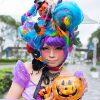 派手! 『VAMPSハロウィンパーティー2013』に参加する人の仮装がむっちゃカラフル(笑)