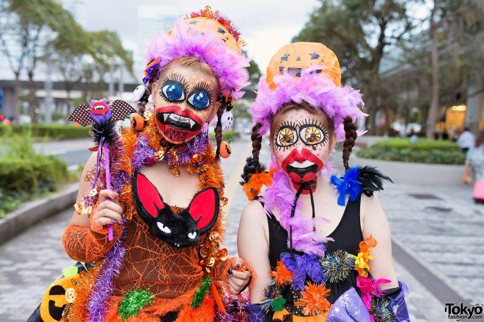 【ハロウィンおもしろ仮装画像】『VAMPSハロウィンパーティー2012』ライブ参加者のハロウィン仮装が訳が分からない(笑)
