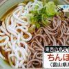 え? NHK『サラメシ』で放送されたそばとうどんの融合料理の名前が放送事故(笑)