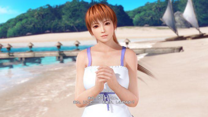 DEAD OR ALIVE Xtreme Venus Vacation(デッドオアアライブ エクストリーム ヴィーナスバケーション)animanga_0279_14