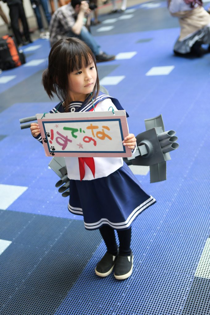 これは反則! コミケ90で見かけた『艦これ』の電コスプレイヤーが最高にかわいい(笑)cosplay_0016_01
