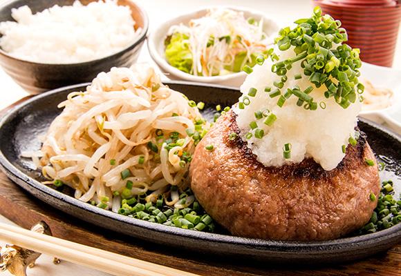 肉の匠 将泰庵の飲めるハンバーグ御膳food_0123_03