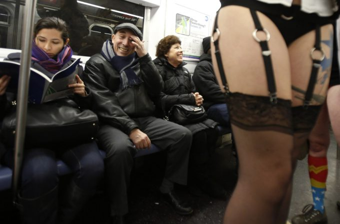 ノーパンツサブウェイライド(No Pants Subway Ride)foreign_0125_07