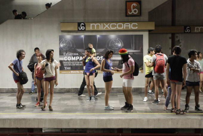 ノーパンツサブウェイライド(No Pants Subway Ride)foreign_0125_08