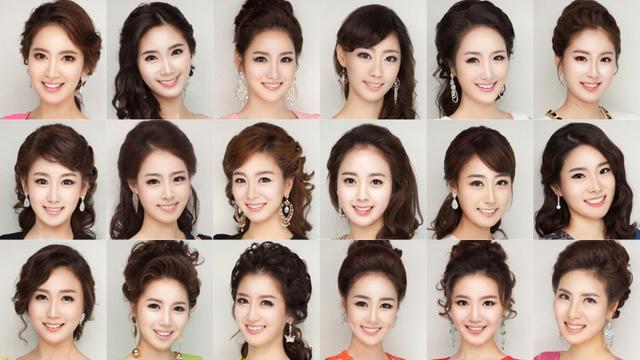 クローン? 美容整形大国韓国のミスコンテスト『ミスコリア2013』の候補者たちがみんな同じ顔(笑)beauty_0108