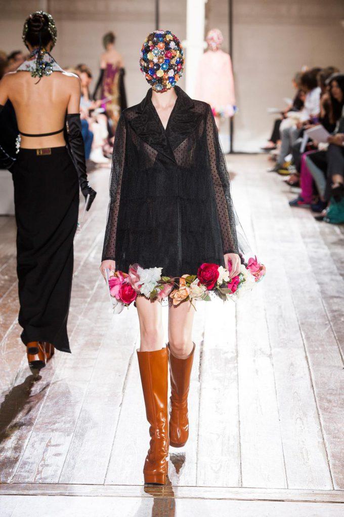 メゾン・マルタン・マルジェラ2013年の秋ファッションショーbeauty_0158_02