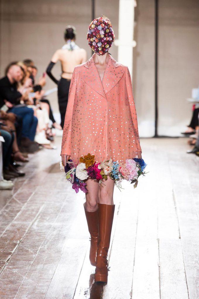 メゾン・マルタン・マルジェラ2013年の秋ファッションショーbeauty_0158_03