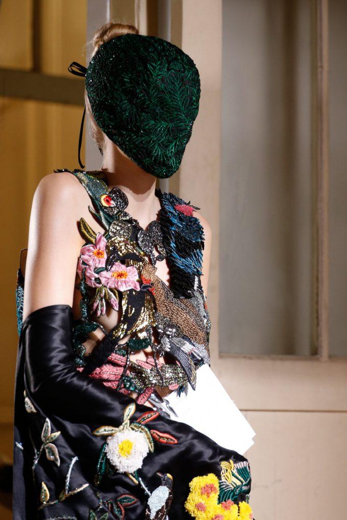 メゾン・マルタン・マルジェラ2013年の秋ファッションショーbeauty_0158_06