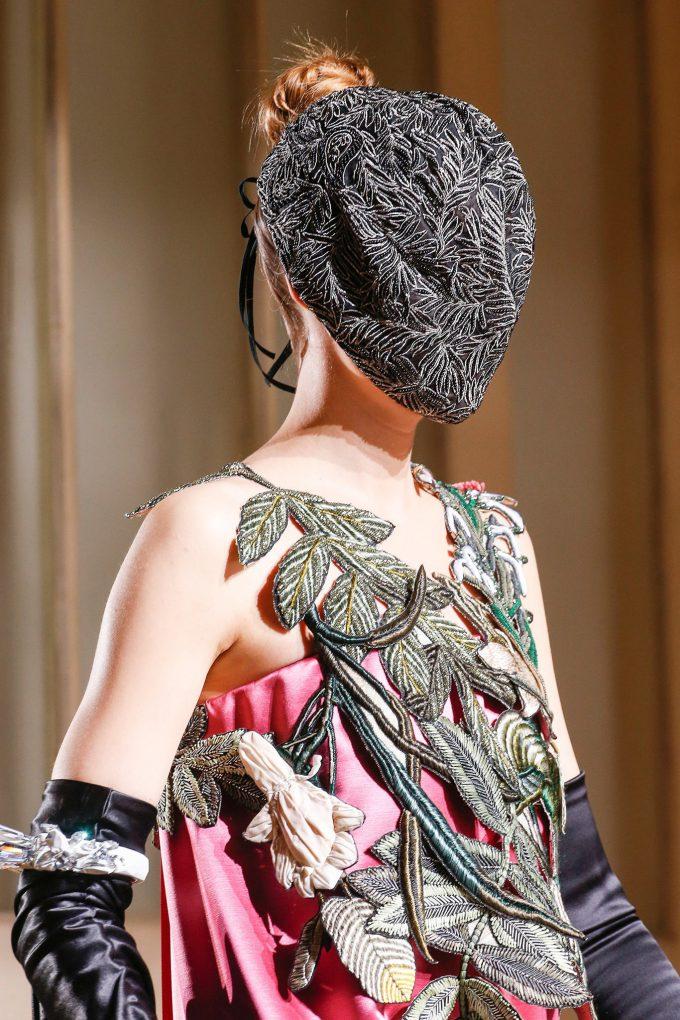 メゾン・マルタン・マルジェラ2013年の秋ファッションショーbeauty_0158_07