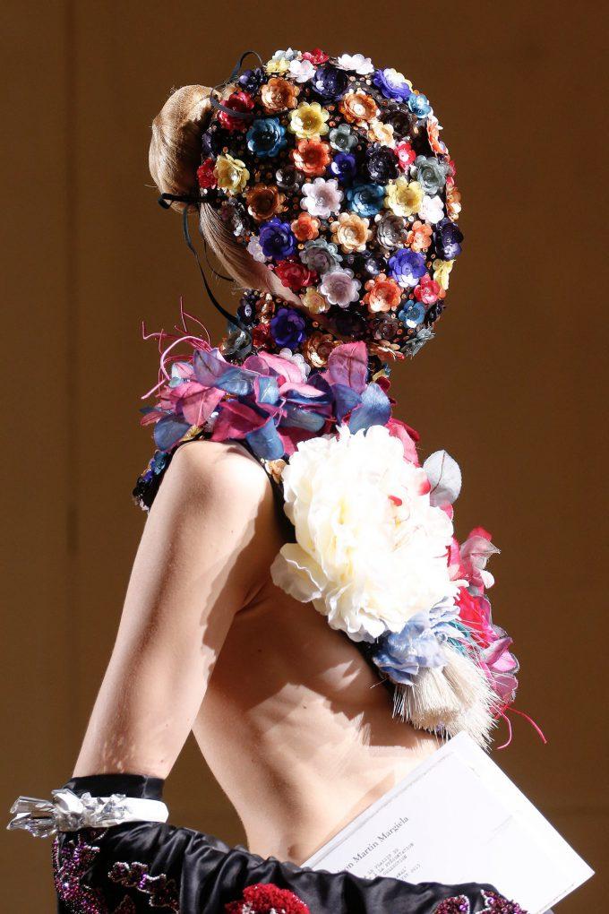 メゾン・マルタン・マルジェラ2013年の秋ファッションショーbeauty_0158_08