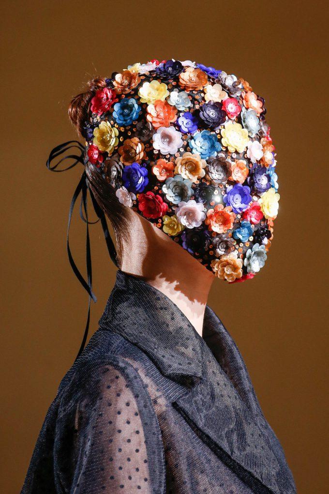 メゾン・マルタン・マルジェラ2013年の秋ファッションショーbeauty_0158_10