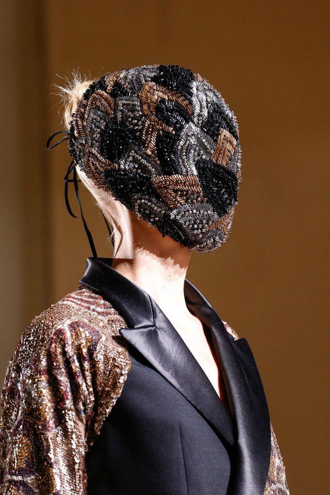メゾン・マルタン・マルジェラ2013年の秋ファッションショーbeauty_0158_12