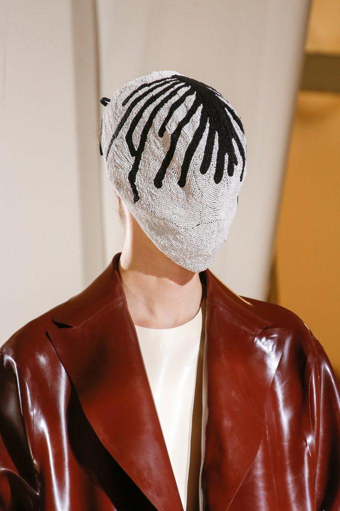 メゾン・マルタン・マルジェラ2013年の秋ファッションショーbeauty_0158_13