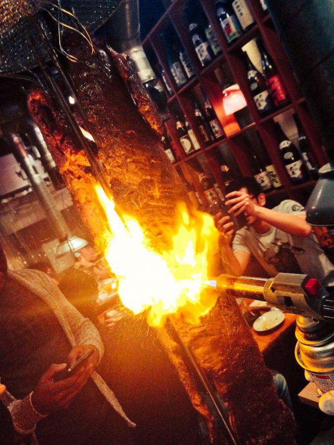 氷が溶けてる? 錦糸町にある焼き肉屋「とんつう」の料理が肉の暴力(笑)food_0105_01