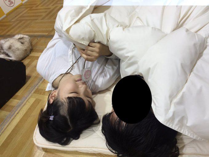 異常! 女性アイドルグループ「Hauptharmonie(ハウプトハルモニー)」のイベント『ベッド・イン(添い寝)会』(笑)talent_0119_05