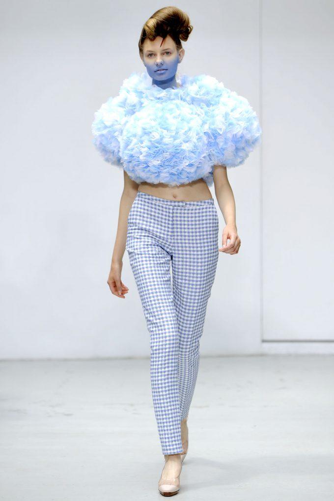モコモコ! ウォルター・ヴァン・ベイレンドンクの2012春夏パリファッションショー(笑)beauty_0105
