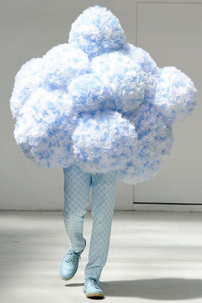 モコモコ! ウォルター・ヴァン・ベイレンドンクの2012春夏パリファッションショー(笑)beauty_0105_01