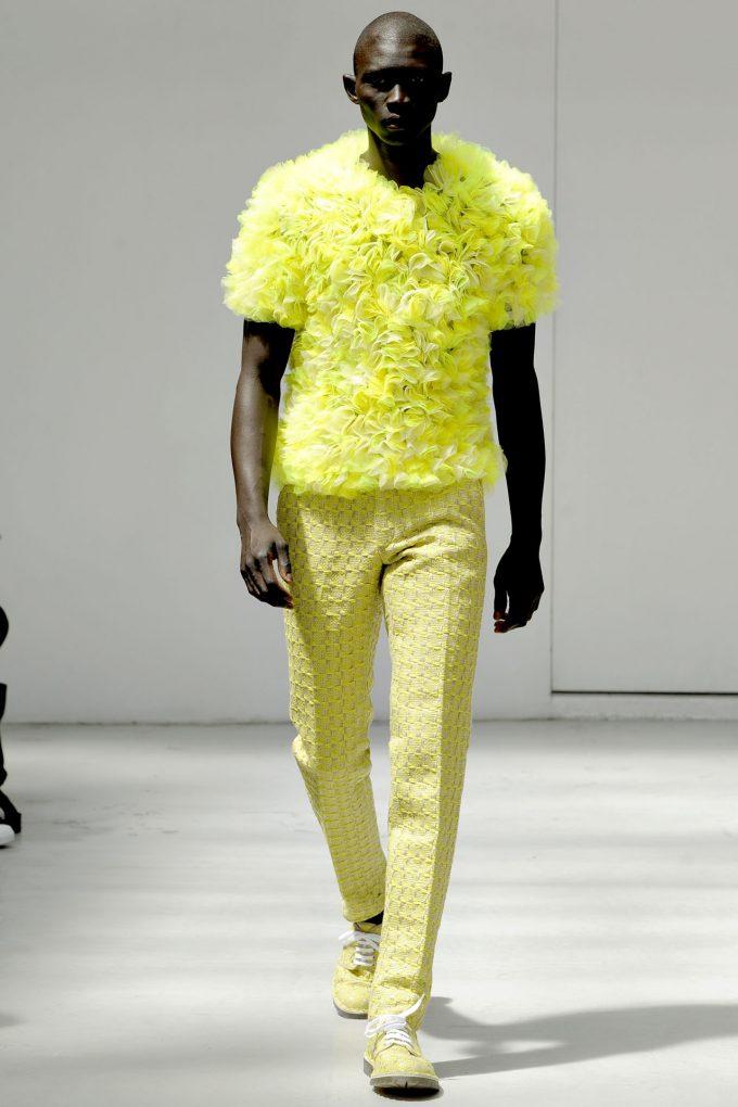モコモコ! ウォルター・ヴァン・ベイレンドンクの2012春夏パリファッションショー(笑)beauty_0105_04