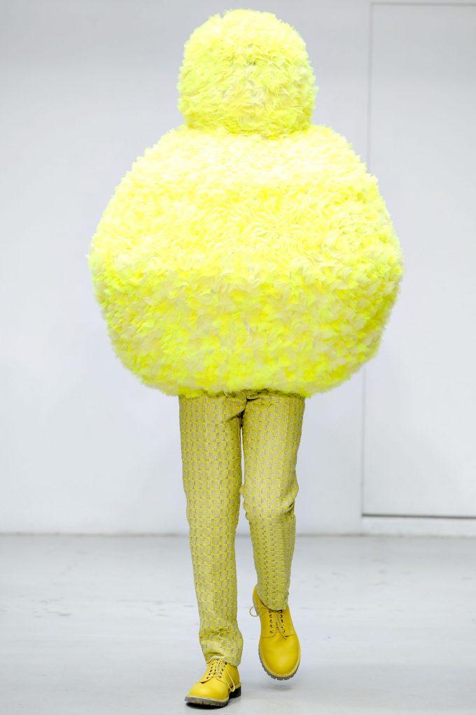 モコモコ! ウォルター・ヴァン・ベイレンドンクの2012春夏パリファッションショー(笑)beauty_0105_05