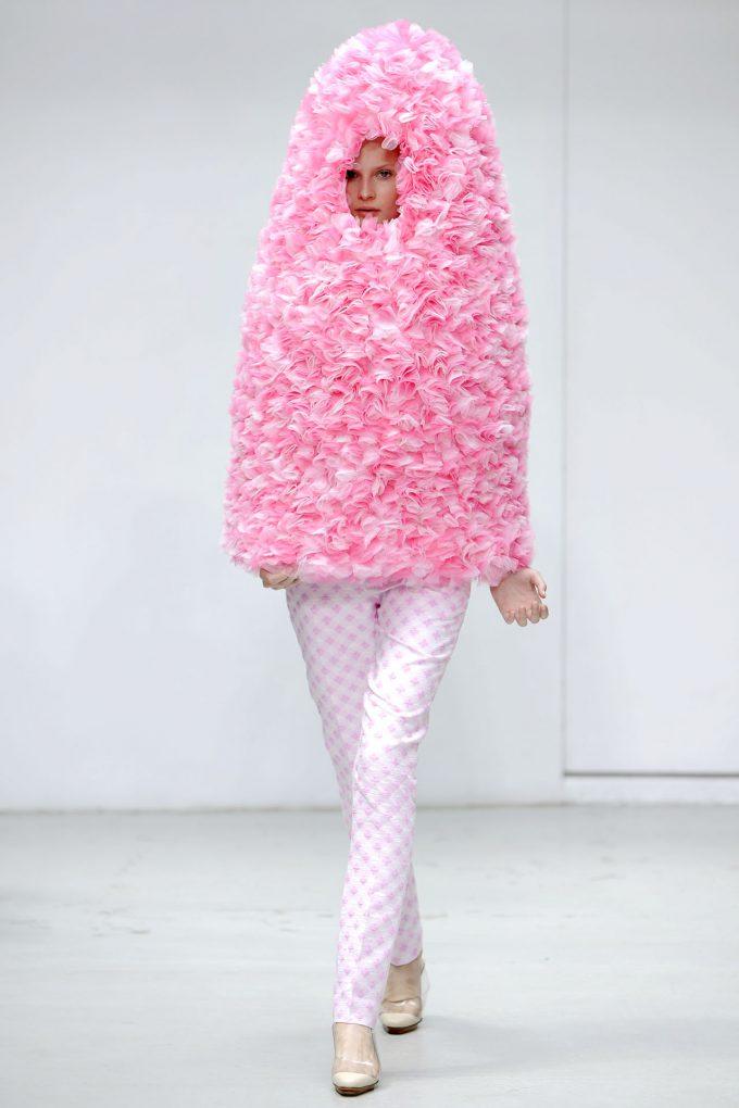 モコモコ! ウォルター・ヴァン・ベイレンドンクの2012春夏パリファッションショー(笑)beauty_0105_06