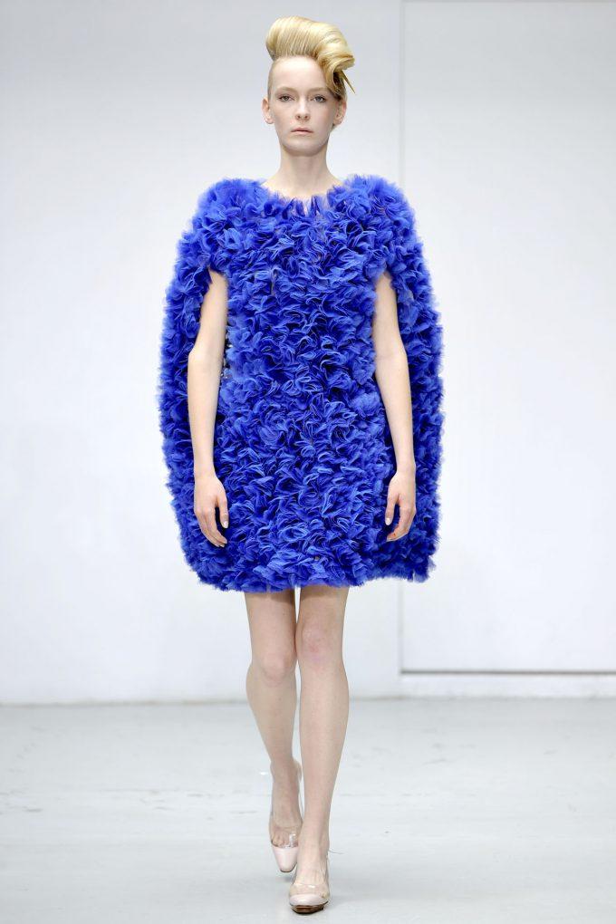 モコモコ! ウォルター・ヴァン・ベイレンドンクの2012春夏パリファッションショー(笑)beauty_0105_08
